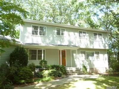 Fort Salonga Single Family Home For Sale: 5 Susan Dr