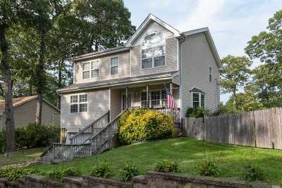 Sound Beach Single Family Home For Sale: 1 Roslyn Rd