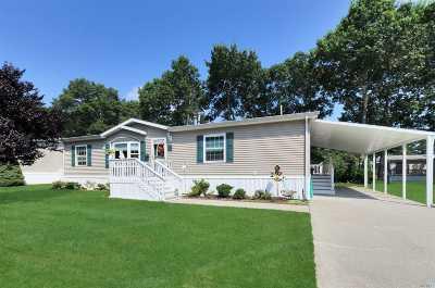 Calverton Single Family Home For Sale: 638-339 Fresh Pond Rd
