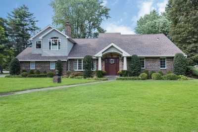 Syosset Single Family Home For Sale: 38 Cherry Ln E
