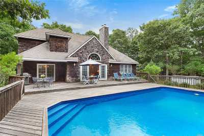 East Hampton Single Family Home For Sale: 3 Longboat Ln