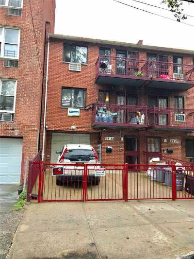 Rego Park Multi Family Home For Sale: 99-34 62nd Ave
