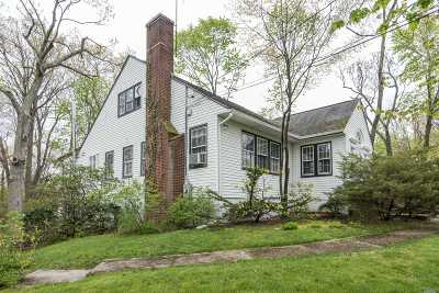 Setauket Single Family Home For Sale: 14 Scotts Cove Ln