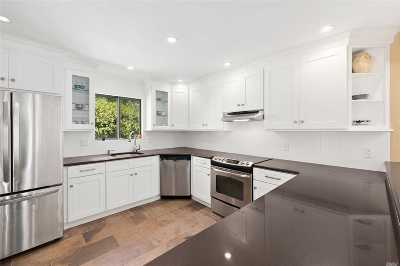 Southampton Single Family Home For Sale: 51 Hawthorne Rd
