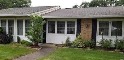 Ridge Condo/Townhouse For Sale: 373b Woodbridge Dr #55+