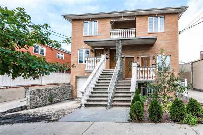 Maspeth Multi Family Home For Sale: 65-19 Perry Ave