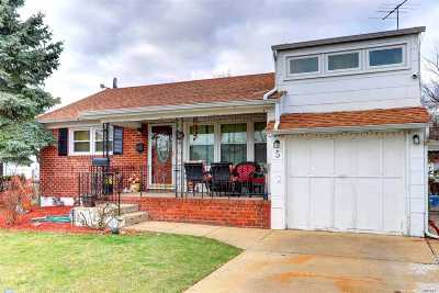 Hicksville Single Family Home For Sale: 5 Tobias St