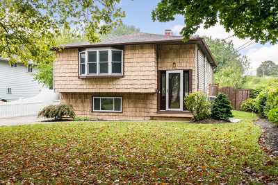Babylon Single Family Home For Sale: 214 Ralph Ave