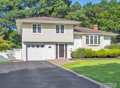 Smithtown Single Family Home For Sale: 60 Howell Dr