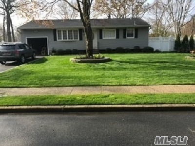 Islip Single Family Home For Sale: 66 38th St