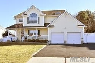 Manorville NY Single Family Home For Sale: $424,999