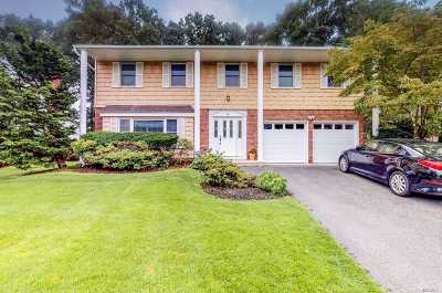 Smithtown Single Family Home For Sale: 46 Abbot Rd