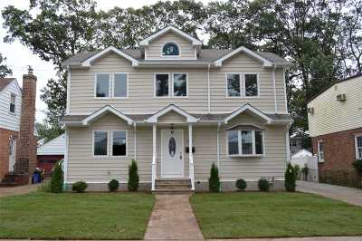 Valley Stream Single Family Home For Sale: 221 East Ave