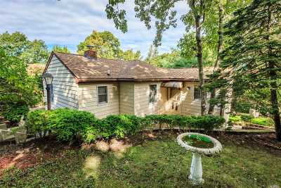 Rocky Point Single Family Home For Sale: 85 Shell Rd