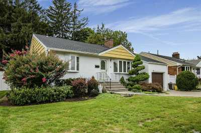 Plainview Single Family Home For Sale: 4 Ruth Rd