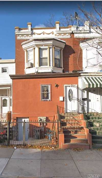 Multi Family Home For Sale: 32-30 97th St