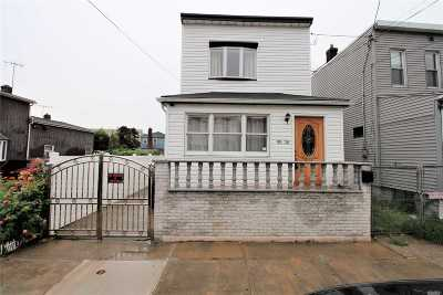 Ozone Park NY Single Family Home For Sale: $585,000