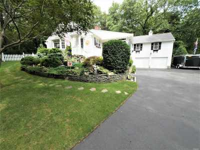 Stony Brook Single Family Home For Sale: 42 Hawkins Rd