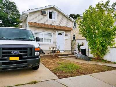 Nassau County Single Family Home For Sale: 255 Evans Ave