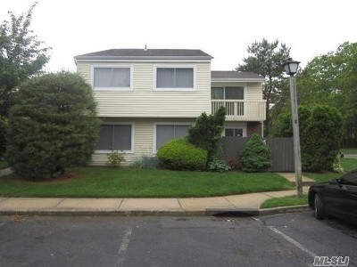 Holbrook Condo/Townhouse For Sale: 206 Springmeadow Dr