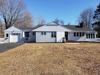 Sayville Single Family Home For Sale: 325 Sayville Blvd