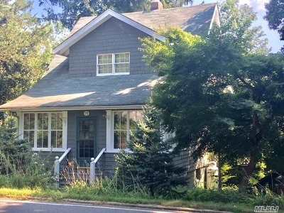 Port Jefferson NY Single Family Home For Sale: $229,000