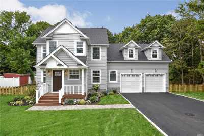 Greenlawn Single Family Home For Sale: 159 Broadway