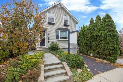 Oyster Bay Single Family Home For Sale: 89 Orchard St