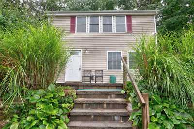 Sound Beach Single Family Home For Sale: 34 Belmont Rd
