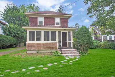 Babylon Single Family Home For Sale: 48 Lincoln St