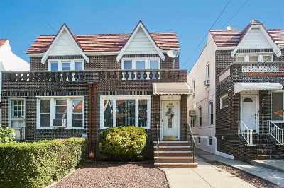 Glendale Single Family Home For Sale: 80-09 Margaret Pl