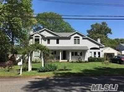 Lake Ronkonkoma Single Family Home For Sale: 345 Avenue B