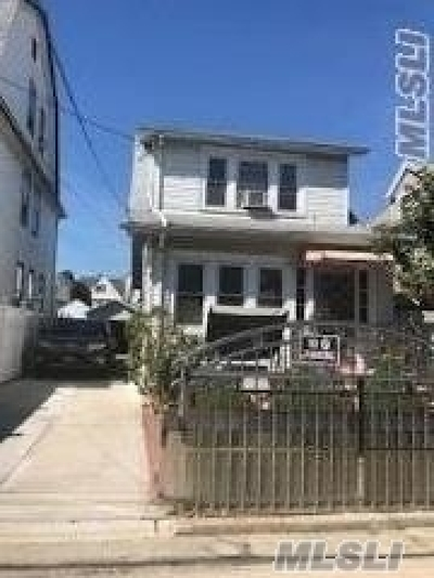 Single Family Home For Sale: 33-22 145 Pl