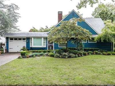Westbury Single Family Home For Sale: 126 Friends Ln