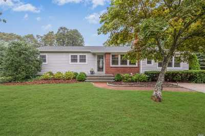 Hampton Bays Single Family Home For Sale: 16 Norwood Rd