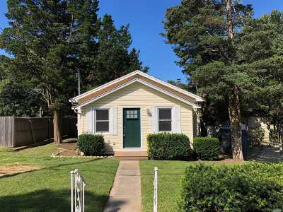 Rocky Point Single Family Home For Sale: 34 Tulip Rd