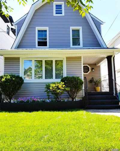 Ozone Park Single Family Home For Sale: 97-28 134th Ave