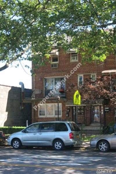 Brooklyn Multi Family Home For Sale: 915 E 80th St