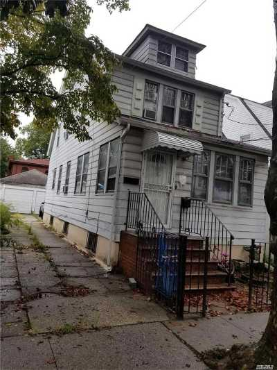 Flushing Multi Family Home For Sale: 158-28 78th Ave