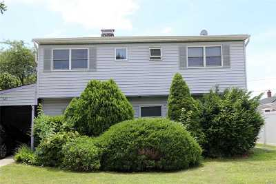 Levittown Single Family Home For Sale: 121 Farmedge Rd