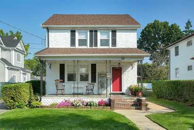 Port Washington Single Family Home For Sale: 33 Avenue B