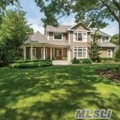 Westhampton Bch Single Family Home For Sale: 31 Bridle Path
