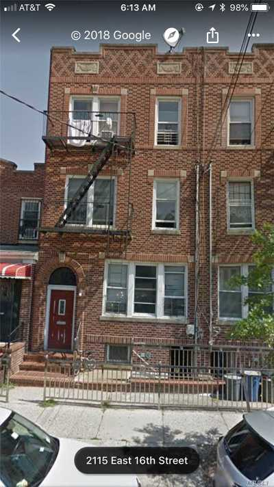 Brooklyn Multi Family Home For Sale: 2115 E 16 St