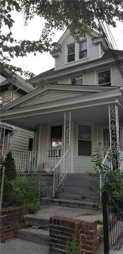 Elmhurst Multi Family Home For Sale: 92-17 53rd Ave