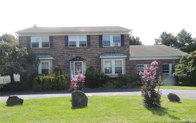 Sayville Single Family Home For Sale: 8 Maria Ct