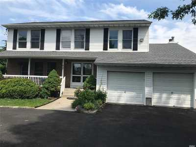 Deer Park Single Family Home For Sale: 427 Nicolls Rd