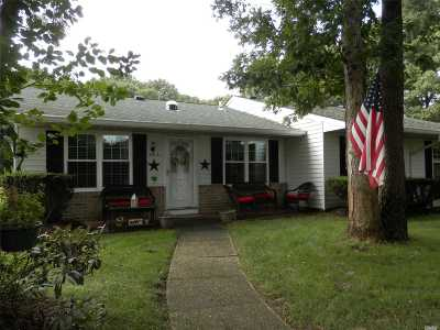 Ridge Condo/Townhouse For Sale: 441a Arlington Dr #55+