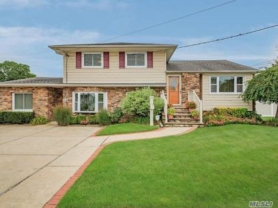 West Islip Single Family Home For Sale: 845 Milligan Ln