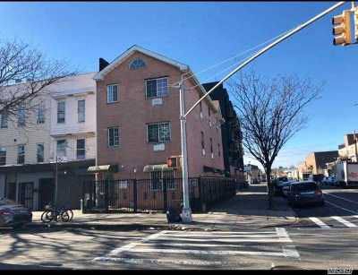 Brooklyn Multi Family Home For Sale: 72 Utica Ave
