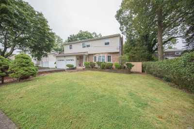 N. Babylon Single Family Home For Sale: 66 Erlanger Blvd
